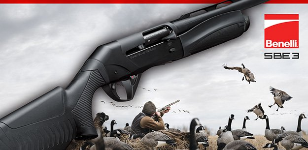 A 12-Gauge Auto | Benelli hunting guns