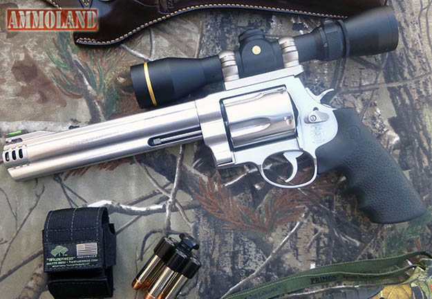 Smith and Wesson .460XVR | 11 Hunting Guns That You Need In Your Arsenal