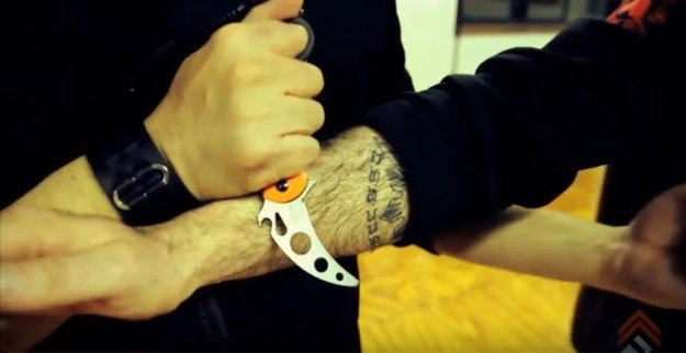 Catch and Hook | What Are The Uses Of Karambit Knives?