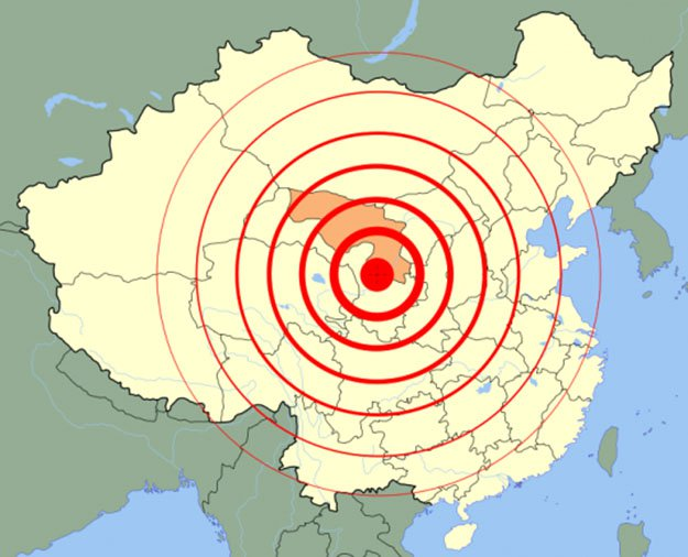 1556 Shaanxi Earthquake | Natural Disasters Across The Globe You Need To Know About