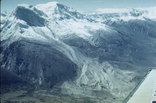 The 1970 Huascaran Avalanche | Natural Disasters Across The Globe You Need To Know About