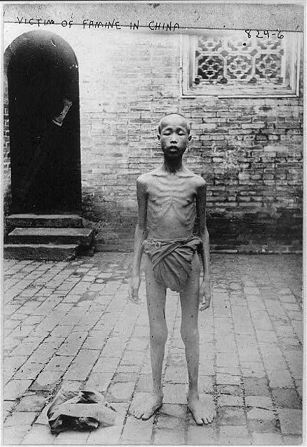 1907 Chinese Famine   Natural Disasters Across The Globe You Need To Know About
