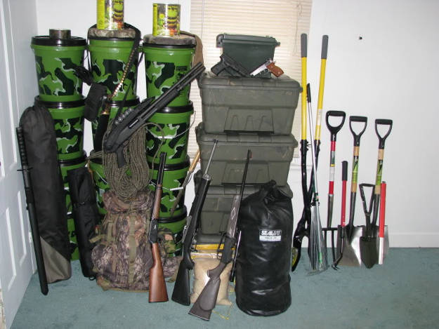 Create your bug in plan   It Hits The Fan - Basic SHTF Preparedness Guide For Everyone