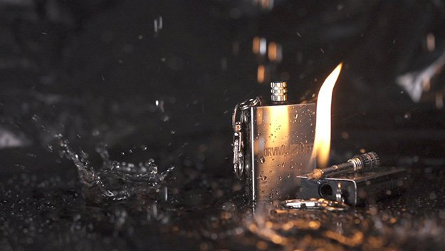 Waterproof Matches or Lighters and Fire-starter Kits | 15 Important Survival Kit Items You Need To Prepare