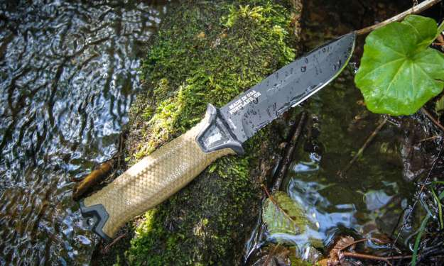Gerber Strong Arm | A Knife To A Gun Fight? Win With The Best Tactical Knives