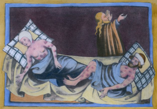 Disease Outbreaks: History's Lessons On Surviving Mass Infections black death