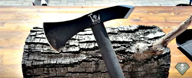 Review of the CQC-T American Tomahawk Tactical Combat Tool