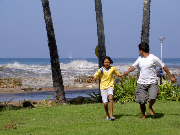 Go To Higher Grounds | Tsunami Preparedness Tips | What You Should Do When A Tsunami Comes