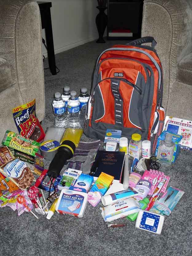 Prepare an Emergency Survival Kit | Urban Survival Skills That Could Save Your Life