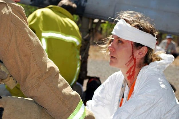 Check Yourself For Injuries And Stay Put If Possible | How To Survive Aircraft Accidents