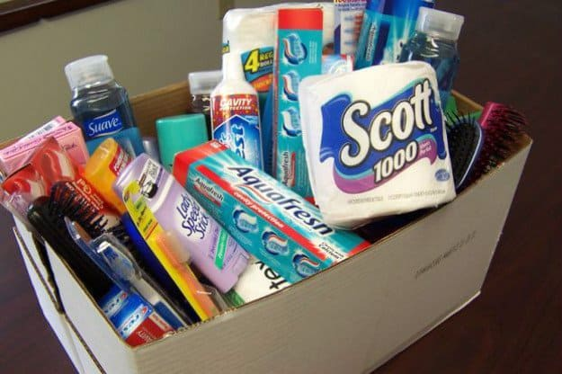Personal Hygiene Items | Emergency Survival Kit From Everyday Household Items