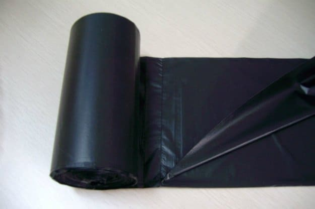 Garbage Bags | Emergency Survival Kit From Everyday Household Items