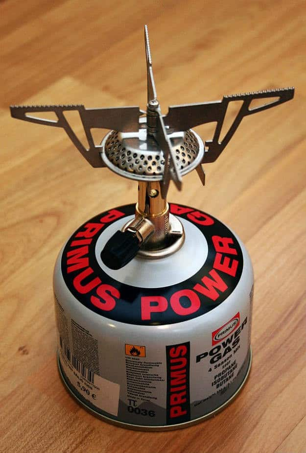 Camp Stove | Emergency Survival Kit From Everyday Household Items