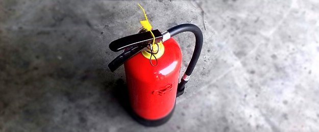 Fire Extinguisher | Roadside Emergency Kit You Need In Your Vehicle
