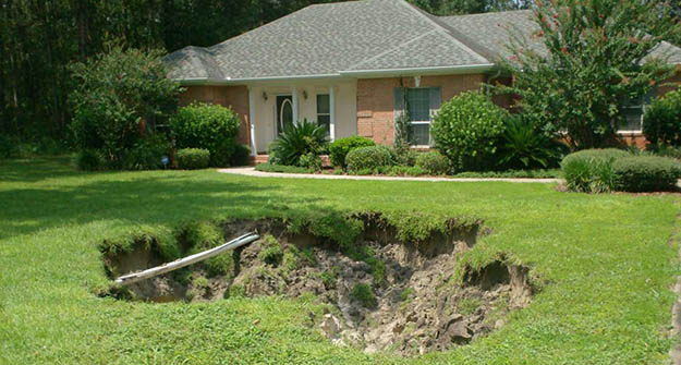 Be On The Lookout | Sinkholes Survival Life Tips | How To Prepare For The Worst