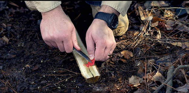 Start a Fire with a Guitar Pick | 29 YouTube Survival Skills Videos You Can Learn At Home