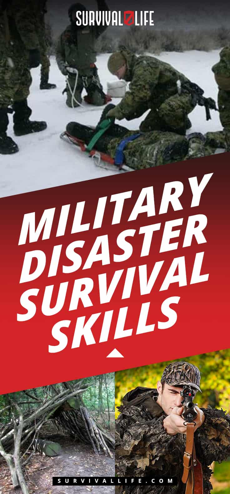 Military Disaster Survival Skills | Survival Life