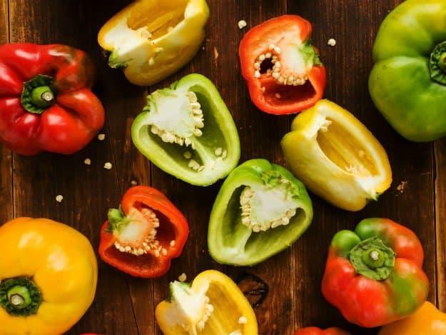Easy To Grow Vegetables For Beginner Gardeners   Useful Survival Skills bell peppers