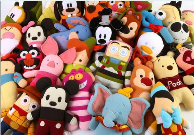 Among Stuffed Animals | 50 Easter Egg Hiding Spots