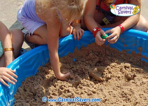 Buried In A Sandbox | 50 Easter Egg Hiding Spots