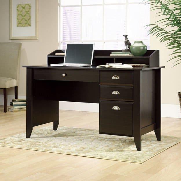 Computer Desk Cubby | 50 Easter Egg Hiding Spots