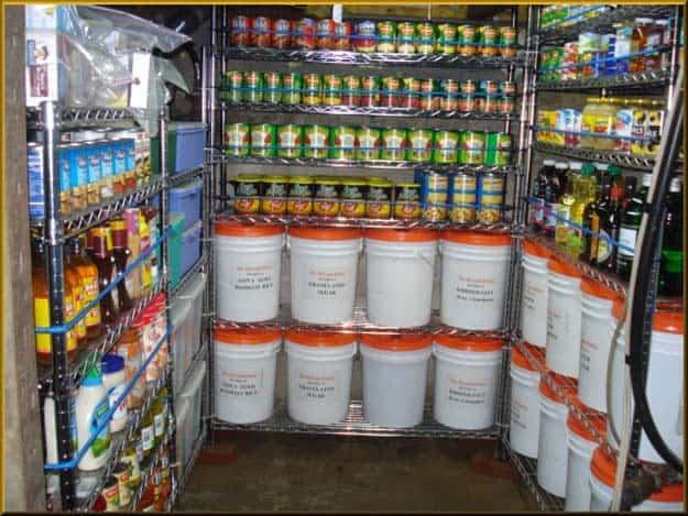 Build Your Own Food And Water Stockpile | How To Survive Epidemics | Survival Life Tips