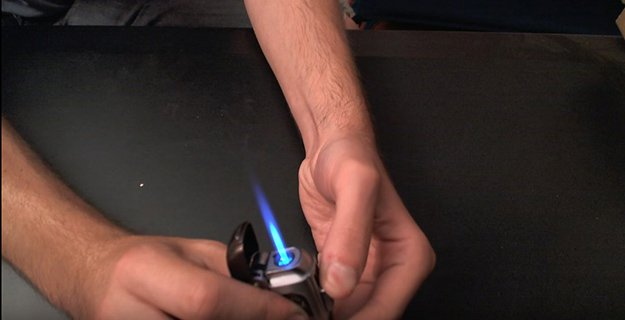 The Blue Flame | Spark Multitool Lighter Review