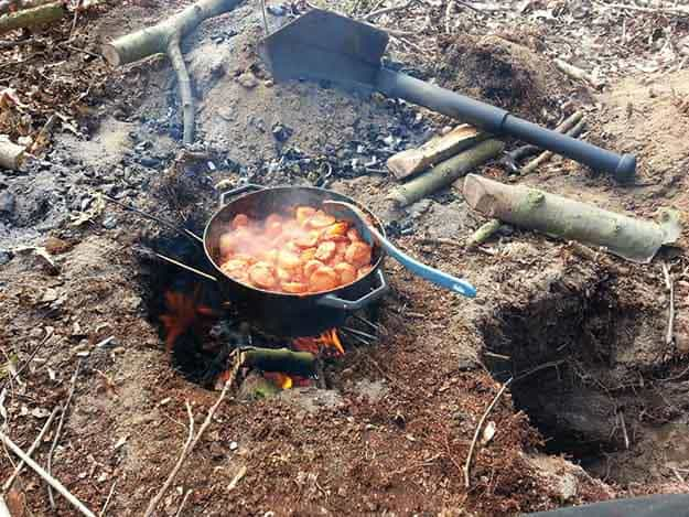 Dakota Fire Hole   4 Spring Prepper Projects You Can Learn Now