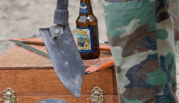 Is An E-tool Part Of Your Survival Kit? | Survival Life Essentials campfire cooking