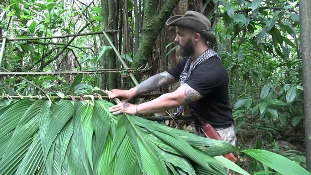 Wall Stabilizing   Jungle Survival   Create A Shelter In The Jungle