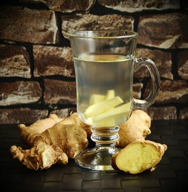 Sip A Hot Cup Of Gingerroot Tea | 13 Natural Remedies For Headaches