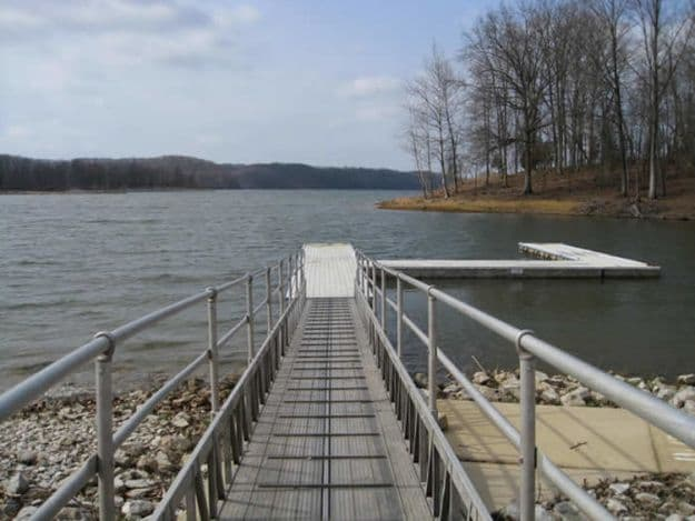 """Camping in Indiana 