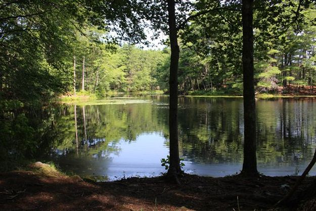 """Camping in Massachusetts 