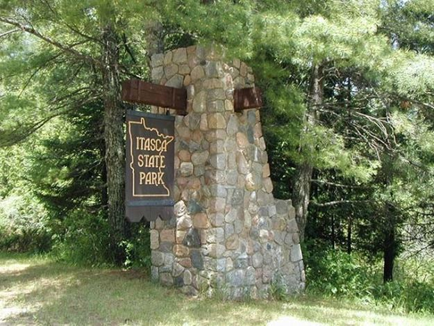"""Camping in Minnesota 