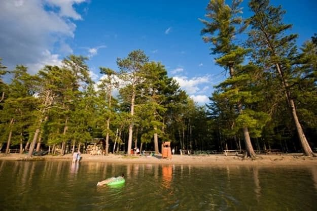 Camping in New Hampshire | Ultimate List of Campgrounds Around US | Survival Life Camping Spots List