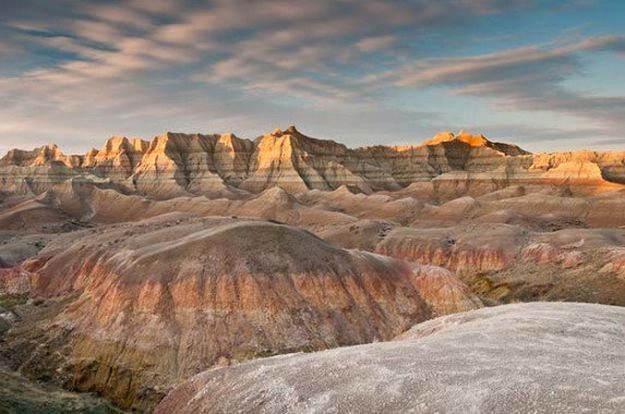 """Camping in South Dakota 
