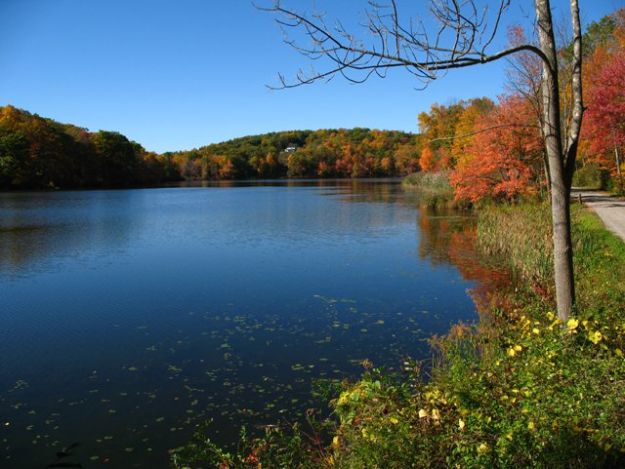 """Camping in Connecticut 