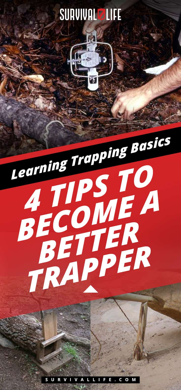 Placard | Tips To Become A Better Trapper | Learning Trapping Basics