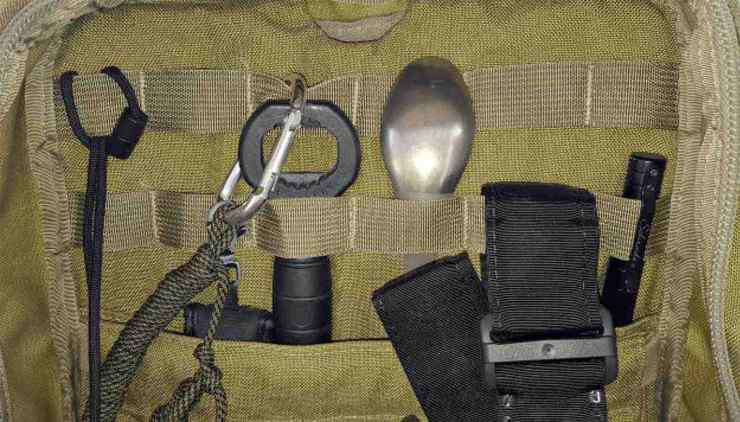 """Survival Bag 