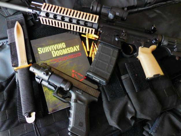 richard duarte Urban Survival Kit
