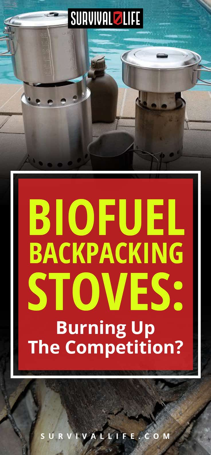 Biofuel Backpacking Stoves: Burning Up The Competition?