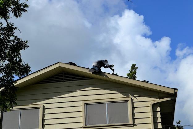 Securing Your House | McGregor vs. Hurricane Harvey