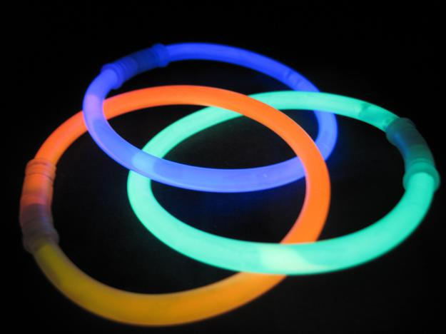 Glow Sticks | Camping Light Ideas For Your Next Trip
