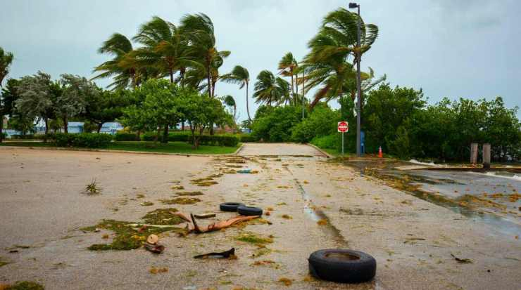 Hurricane natural disaster | Conquering The Cornerstones: Self-Defense - The 4th Pillar of Survival