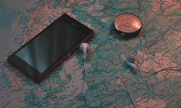 Bring Tools | Ground Navigation | Finding Your Path To Survival