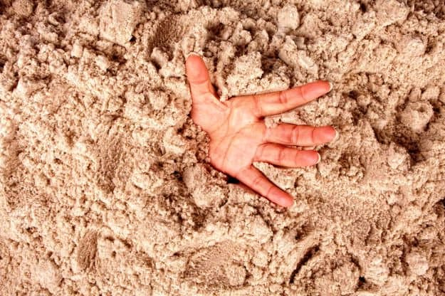 Quicksand | Outdoor Survival Tips | Odd Ways People Die So You Don't Have To