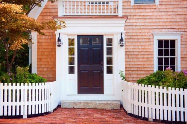 Front Door | Perfect Spots To Set Up Your Home Security Cameras