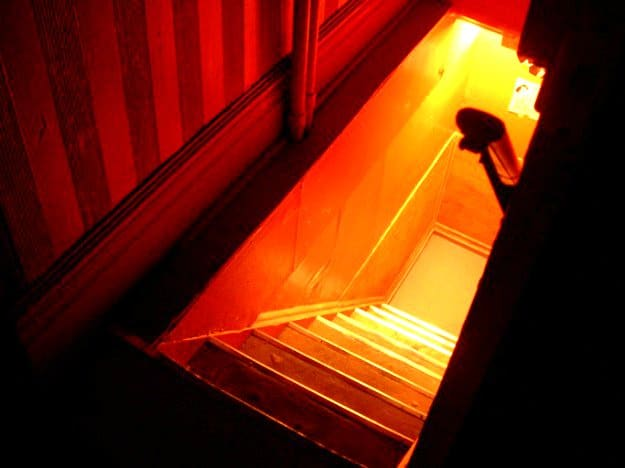 Basement Stairs | Perfect Spots To Set Up Your Home Security Cameras