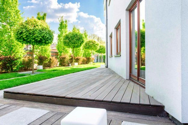 Backyard | Perfect Spots To Set Up Your Home Security Cameras