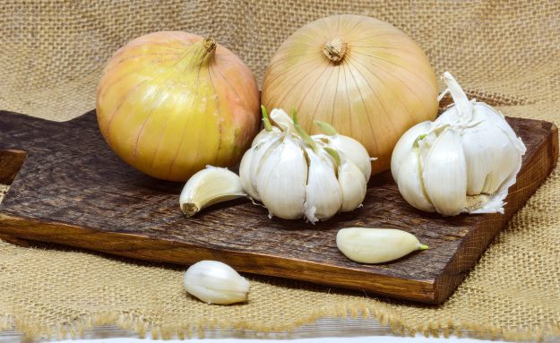 Onion and Garlic | Cooking On The Move; Do You Consider Yourself A Campfire Chef